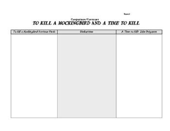 To Kill a Mockingbird and A Time to Kill