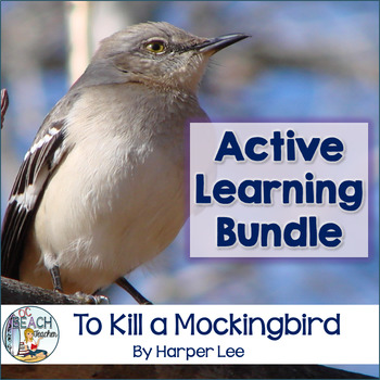 To Kill a Mockingbird Active Learning Bundle