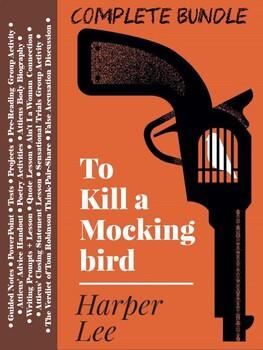 To Kill a Mockingbird complete Bundle