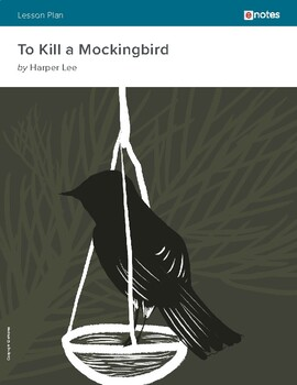 To Kill a Mockingbird eNotes Lesson Plan