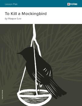 To Kill a Mockingbird Lesson Plan