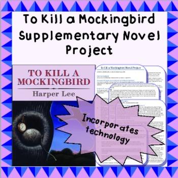 To Kill a Mockingbird - supplementary novel project
