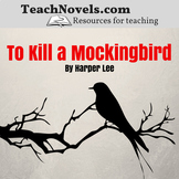To Kill a Mockingbird Unit and Teacher Guide