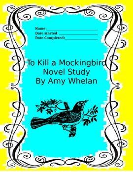 To Kill a Mockingbird:A Novel Study