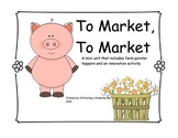 To Market, To Market Nursery Rhyme packet