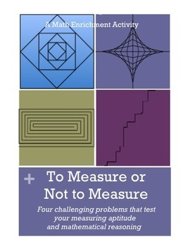 To Measure or Not to Measure