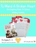 To Mend A Broken Heart Activity