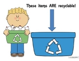 """To Recycle or Not to Recycle: That is the Question"" Sorting Activity"