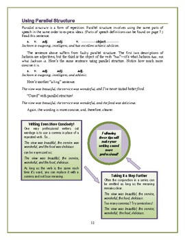 To Repeat or Not to Repeat? Both! Eliminating and Using Repetition in Writing