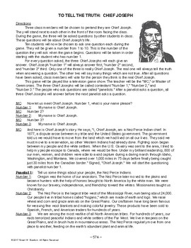 To Tell The Truth: Chief Joseph, AMERICAN HISTORY LESSON 57 of 100 Popular Game!