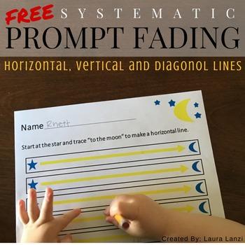 Pre Writing Line Trace FREE