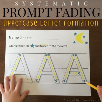 Uppercase Letter Trace