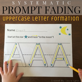 Handwriting Practice: Uppercase Letter Formation
