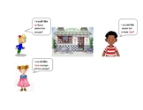 Homophones: To, Too and Two Handout/Small Poster/Visual