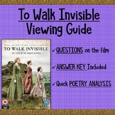 To Walk Invisible Bronte Sisters PBS Film Viewing Guide