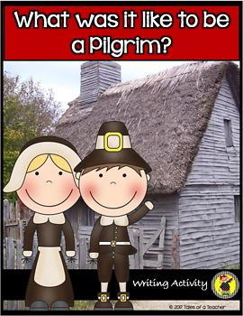 To be a Pilgrim ~ Descriptive Writing Activity