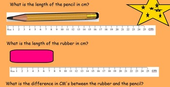 To know how to measure and comapre objects by finding the difference