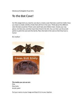 To the Bat Cave!- Special Needs