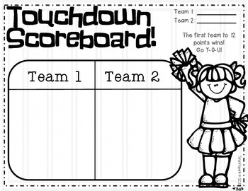 ToUcHdOwN! It All Adds Up: Addition Facts to 20!