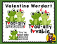 Toad-ally Awesome Valentine {Valentine Words}