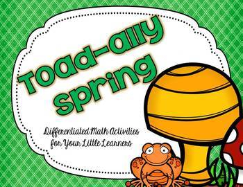 Toad-ally Spring