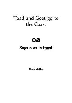Toad and Goat go to the Coast