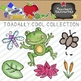 Toadally Cool Clipart Collection || Commercial Use Allowed