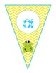 """""""Toad""""ally Terrific - Frog Theme Banner"""