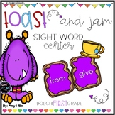 Dolch 1ST GRADE Sight Word Game [Center]