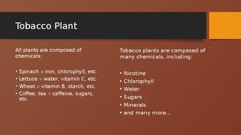 Tobacco - Behind the Smoke