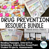 Tobacco & Drug Prevention Activities Resource Bundle | 6th