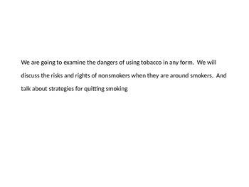 Tobacco PPT