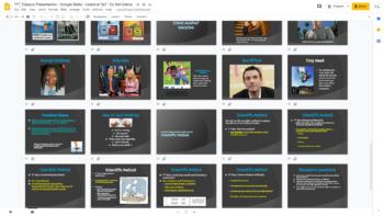 Tobacco Powerpoint BUNDLE - Fully editable