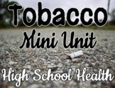 Tobacco Unit - Online Distance Learning