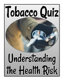 Tobacco Review Quiz - Editable in Microsoft Word