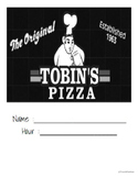 Tobins Pizza Unit - Decimals Work (6.NS.2 - 6.NS.3)