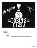 Tobins Pizza Unit - Decimals Work (6.NS.2 - 6.NS.3)