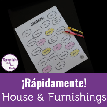 Toca La Palabra Game: House & Home