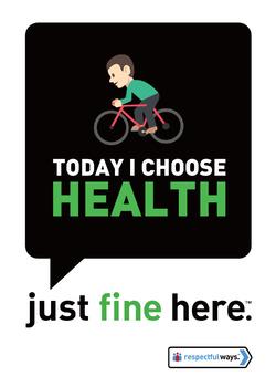 Today I Choose Health