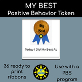 Today I Did My Best at ___________ (Positive Behavior Cards)