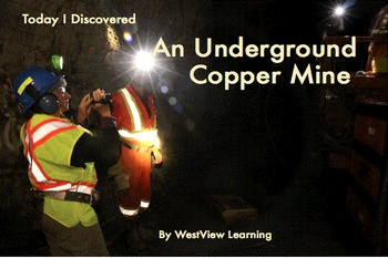 Today I Discovered An Underground Copper Mine
