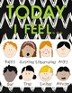 Today I Feel... Emotions Poster and Worksheets