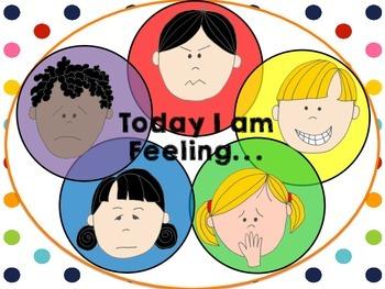 Today I am Feeling