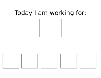 Today I am Working For