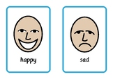 Today I am feeling...  An emotions board for special classrooms (WIDGIT).