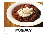 Today Is Monday In Louisiana-Days of the Week