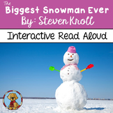 The Biggest Snowman Ever Interactive Read Aloud