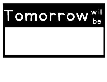 Today, Yesterday, Tomorrow