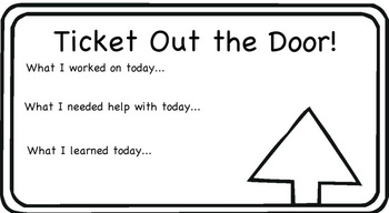Today You Can Write Your Own Ticket!