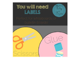 Today You Will Need Labels
